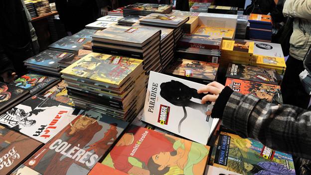 Die beschauliche Provinzmetropole Angoulême im Südwesten Frankreichs beherbergt das wichtigste und grösste Comic-Festival Europas.