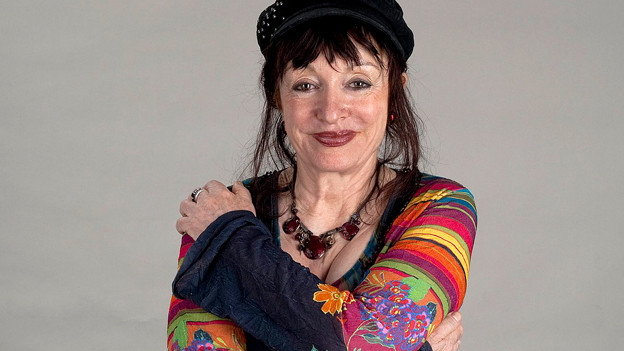 Schauspielerin Yvette Théraulaz, Preisträgerin des Hans Reinhart-Rings 2013.