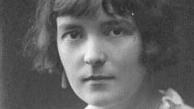 Katherine Mansfield (1888-1923), undatiertes Foto.