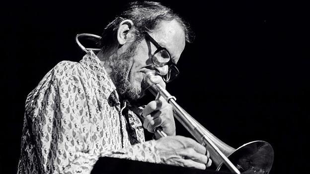 Jimmy Knepper, 1927-2003.