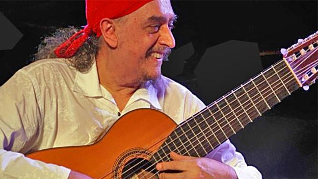 Meister des brasilianischen «Choro», der sich auch von Jimi Hendrix und Arnold Schoenberg inspirieren liess: Egberto Gismonti.