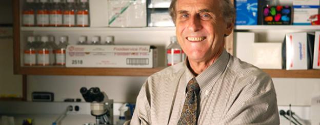 Der kürzlich verstorbene Immunforscher und Nobelpreisträger Ralph Steinman.