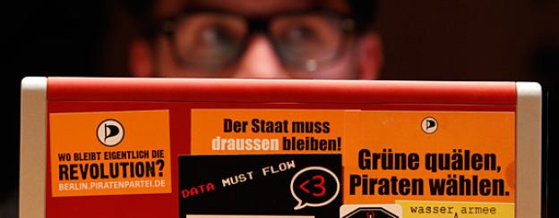 Deutscher Politiker der Piratenpartei: Oliver Höfinghoff.