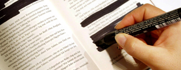 Auch in Europa werden viele Bücher zensiert oder verboten.