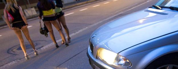 Prostitution ist in Zürich sichtbar, der Menschenhandel dahinter nicht.