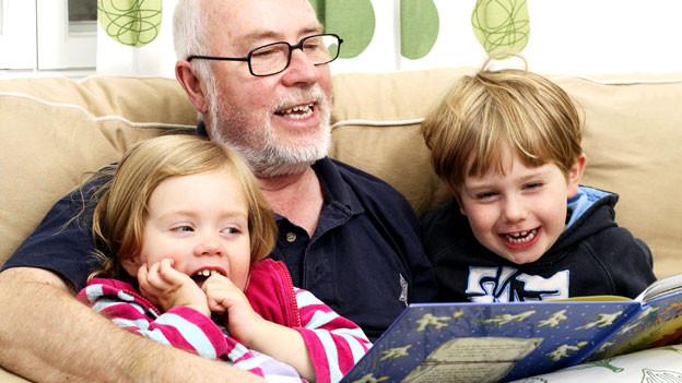 Bei der Erforschung der Generationenbeziehungen stehen die Grosseltern besonders im Fokus.