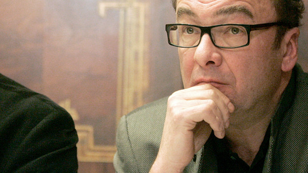 Robert Menasse kämpft um neue Perspektiven in Bezug auf die Nationalstaaten.