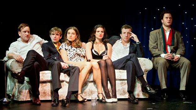 Die «Expats» im Theater Neumarkt