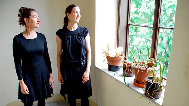 Ein musikalisches Highlight des Jahres 2012: das Duo «Colette et Rose».