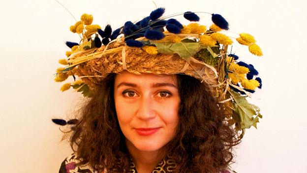 Die Sängerin Polina Shepherd stammt aus Tatarstan und lebt in England.