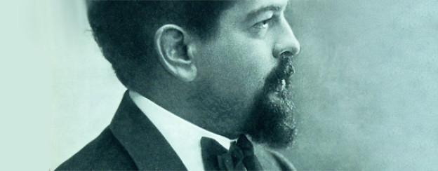 Claude Debussy, ca. 1908.