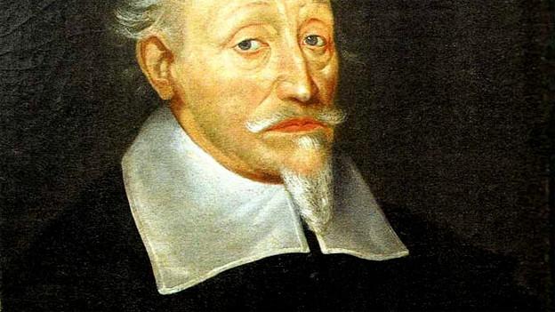 Komponist Heinrich Schütz gemalt von Christoph Spetner (um 1650/1660).