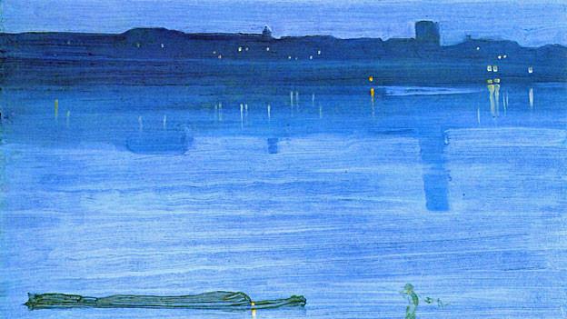 Debussy's Inspirationsquelle waren die «Nocturnes» von James A.Mcneill Whistler (1834-1903)