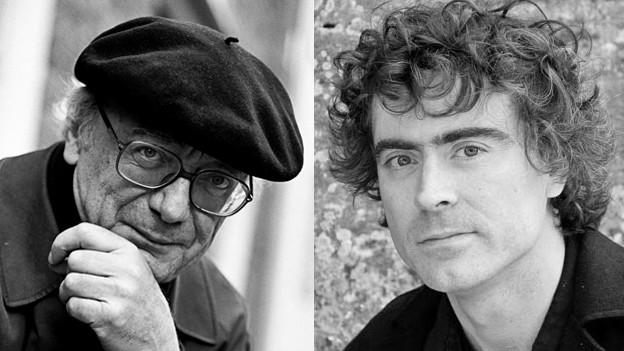 Künstlerische Anregung auf dem Weg zur Meisterschaft: Bei Alfred Brendel (links) hat Paul Lewis sich oft musikalischen Rat geholt.