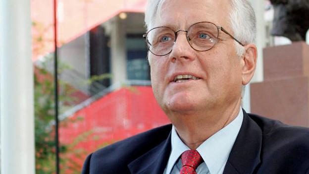 Mark Villiger, Richter für Liechtenstein am Europäischen Gerichtshof für Menschenrechte.