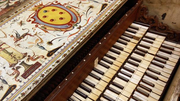 Teures Gut: Dieses Cembalo aus den USA wird auf 25 Mio. Dollar geschätzt.