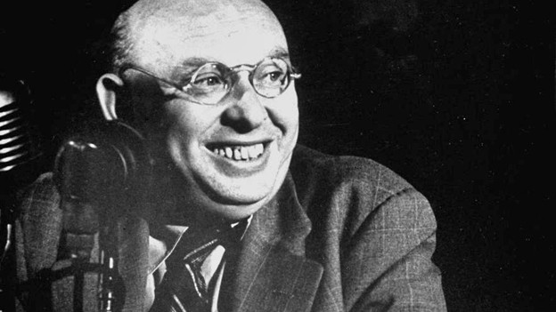 Der Komponist Hanns Eisler