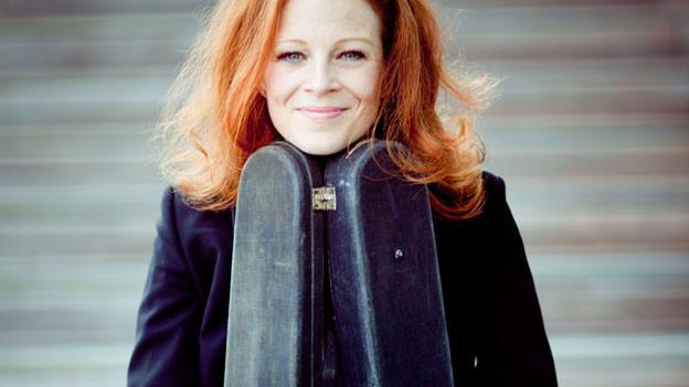 Die eigenwillige Geigerin Carolin Widmann.