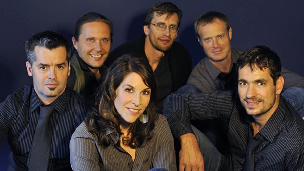 Gegründet von 5 Ex-Domspatzen: «Singer Pur» aus Regensburg.
