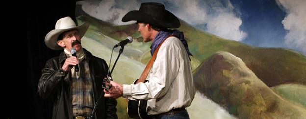 Soweit die Verse tragen: Cowboy Poetry Treffen in Elko, Nevada.