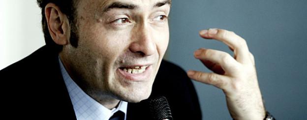Giovanni di Lorenzo, Chefredakteur der Wochenzeitung «Die Zeit».
