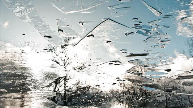 Ausschnitt des Buchcovers «Scherbenballett» von Matthias Kehle.