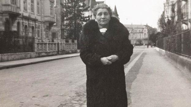 1940 - Marie Winter wartet in Berlin darauf, dass Tochter Ilse sie nach Basel holt