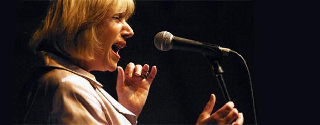 Mit 70 Jahren ist noch lange nicht Schluss: Jazzsängerin Norma Winstone.