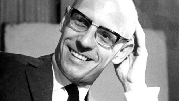 Der französische Philosoph Michel Foucault, undatierte Aufnahme.