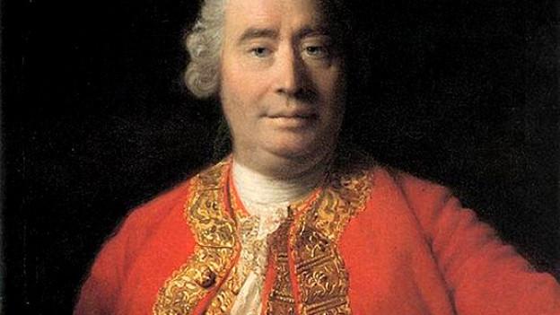 David Hume, Porträt von Allan Ramsay, 1766.