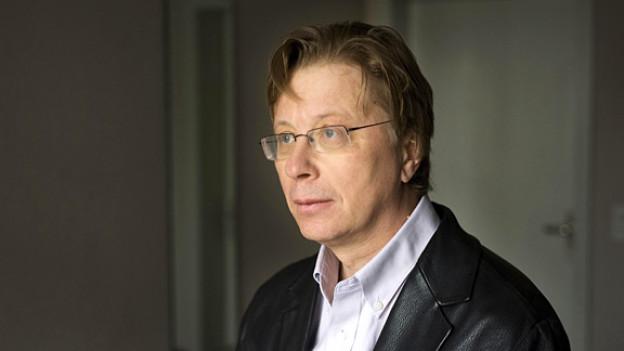 Komponist und Klangforscher Georg Friedrich Haas.