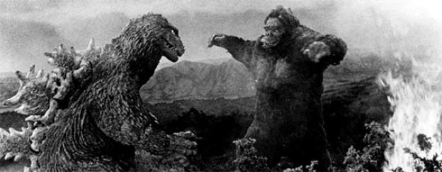 «Godzilla» und «King Kong» - zwei Monster, die aus der Kulturgeschichte des Films nicht mehr wegzudenken sind.