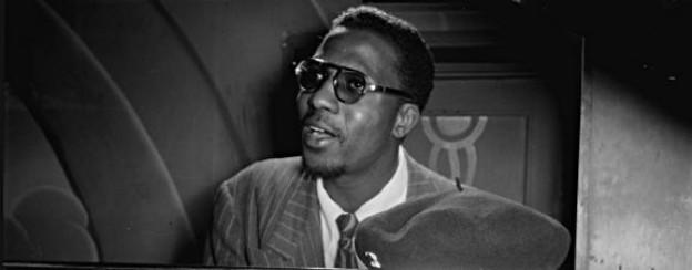 Thelonious Monk, 1947.