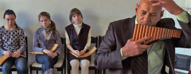 Musikalische Entdeckungsreisen: Szene aus dem Film «Balkan Melodie».