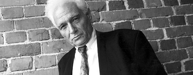 Bekannt als «enfant terrible» unter den Philosophen: Jacques Derrida im Jahr 2000.