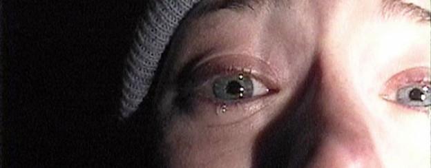 Ein Horror-Klassiker: Auch bei «Blair Witch Project» (1998) wurde die mit einer Handkamera die Technik des POV-Shots angewendet.