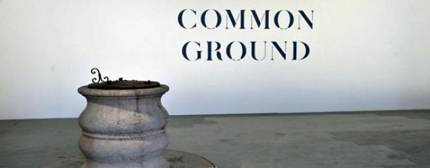 Ein venezianischer Brunnen als Symbol für den «Common Ground» bei der Architekturbiennale.