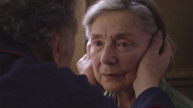 Emmanuelle Riva in Michael Hanekes neuem Film «Amour».