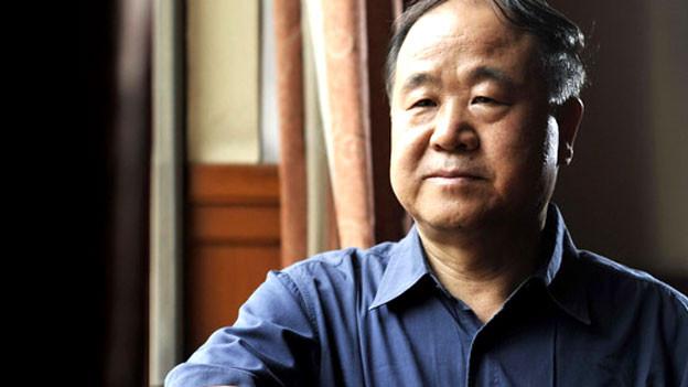 Nobelpreisträger Mo Yan ist einer der wenigen international bekannten chinesischen Autoren, die im Lande leben.