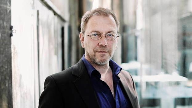 Regisseur und Autor René Pollesch.