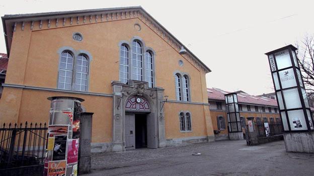 Das Theaterhaus Gessnerallee.