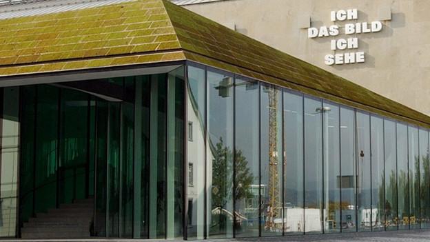 Auch ein Tummelfeld für Kindergärtler: das Aargauer Kunsthaus in Aarau.