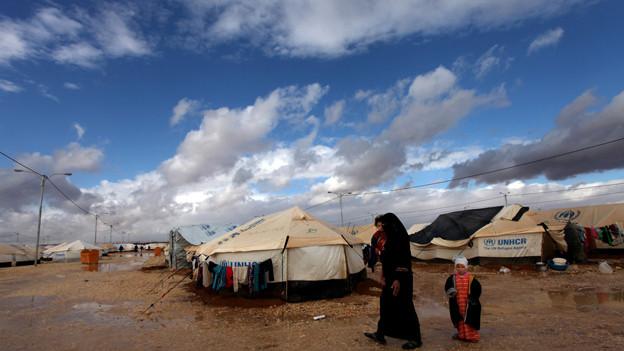 Die syrischen Flüchtlinge sind schon da. Wann folgt der Krieg in den Libanon?