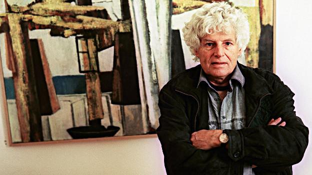Der verstorbene Schriftsteller Jörg Steiner in einer Aufnahme von 1997.
