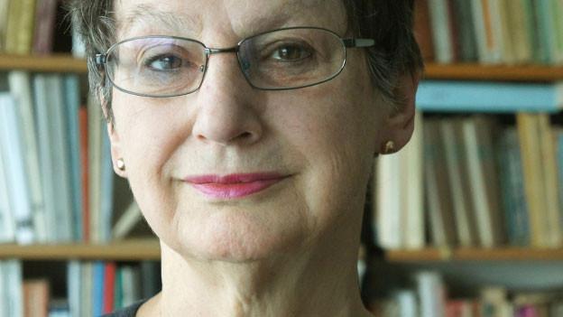 Am 27. Januar erhält Elisabeth Wandeler-Deck den Basler Lyrikpreis 2013.