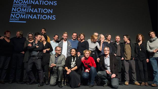 Die Nominierten aller Kategorien von bester Spielfilm bis beste Musik der 48. Solothurner Filmtage.