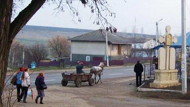 Die Entvölkerung Moldawiens ist vor allem ausserhalb der Hauptstadt Chisinau spür- und sichtbar.