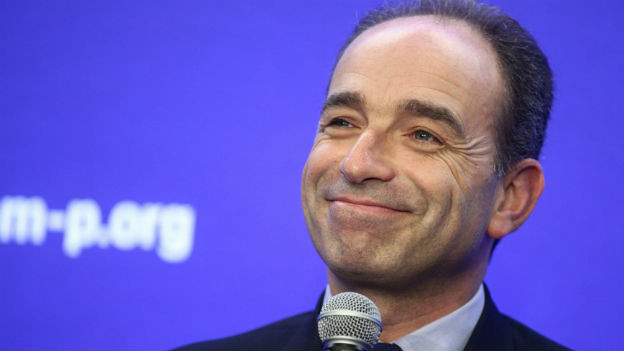 Frisch gewählter UMP-Präsident Copé