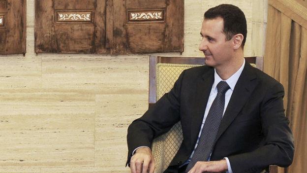 Die Tage von Machthaber Assad könnten gezählt sein