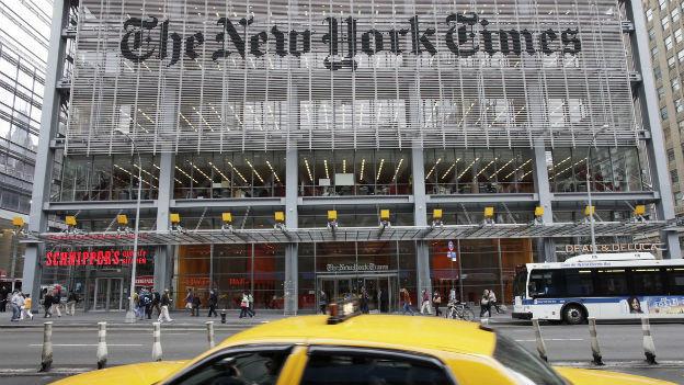 New York Times-Gebäude